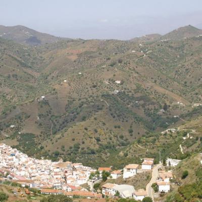 Vistas de Sayalonga